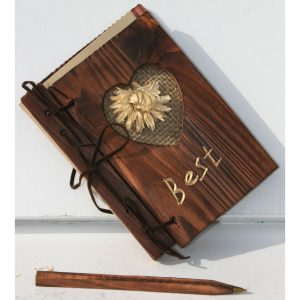 quaderno Best in legno ecologico