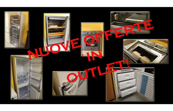 Nuove offerte in Outlet