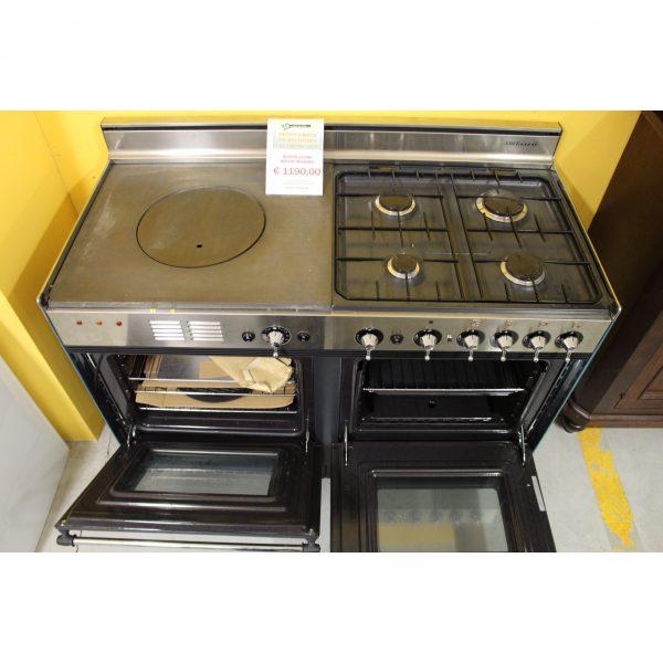 Blocco cucina bocuse rosieres 3040 db - Piano rosieres paul bocuse ...