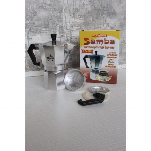 Caffettiera Samba-0
