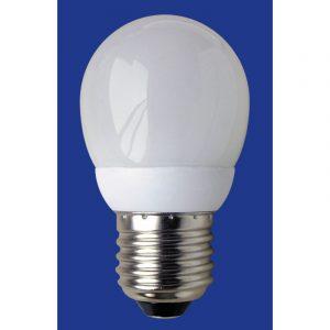 Lampadina basso consumo risparmio energetico 9Watt E27 luce calda o fredda-0