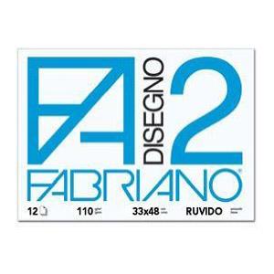 Fabriano-33x48-F2-ruvido-12-fogli