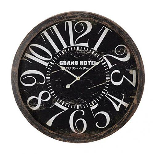 Orologio da parete Grand Hotel Ardesia 60 cm