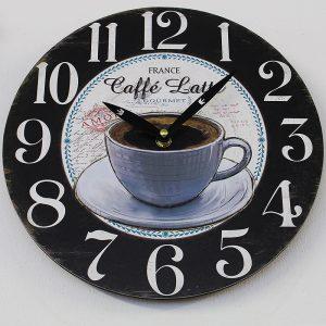 Orologio da parete Caffelatte