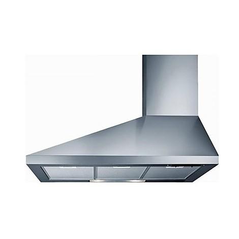 Cappa a parete tecnowind modello trapezio dx l 120 - Cappa cucina laterale ...