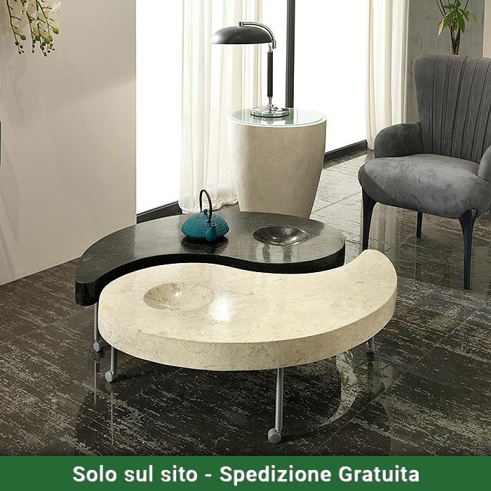 Tavolino da salotto yin yang valvaraita stock e - Mobili valvaraita ...
