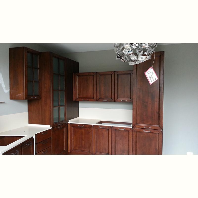 Cucina Aurora ad angolo - Valvaraita Stock e arredamenti